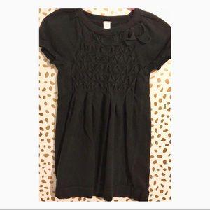 Black 3t Sweater dress.